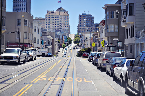 San Francisco via Cable Car