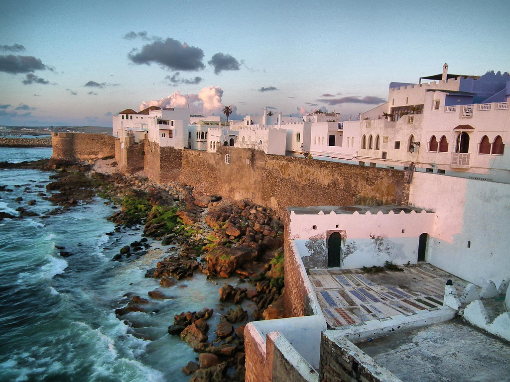 Asilah Morocco Step Into The Painting Skyscrapercity