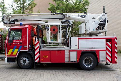 internationale wedstrijd brandweer wervik 30-06-2012