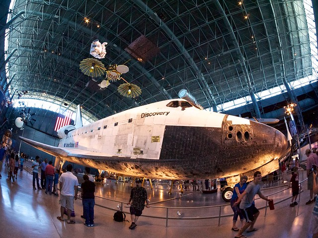 space shuttle discovery smithsonian - photo #2