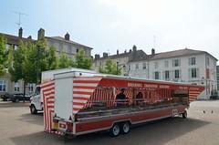 meat trailer
