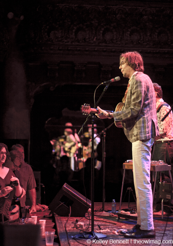 Justin Townes Earle with Tristen @ Great American Music Hall, SF 6/29/12