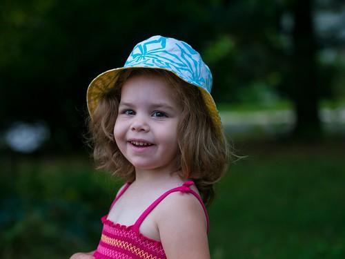 "Leah's ""Hama"" hat"