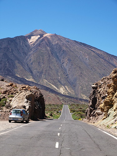 Rodas in Teide National Park