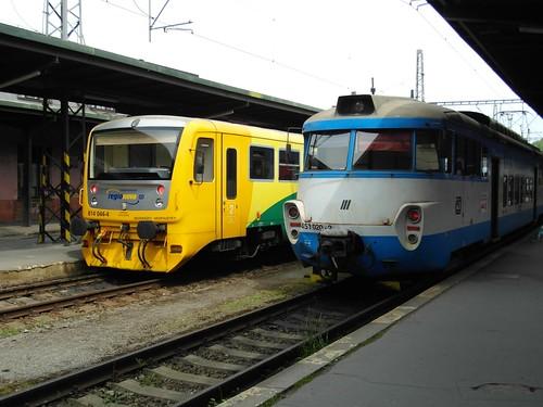Praha - Masarykovo nádraží