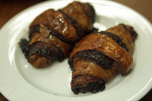 chocolate rugelah