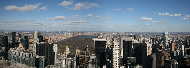 Central Park Pano