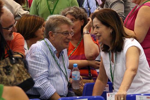 Proclamación Pepe Griñán como Secretario General del PSOE-A