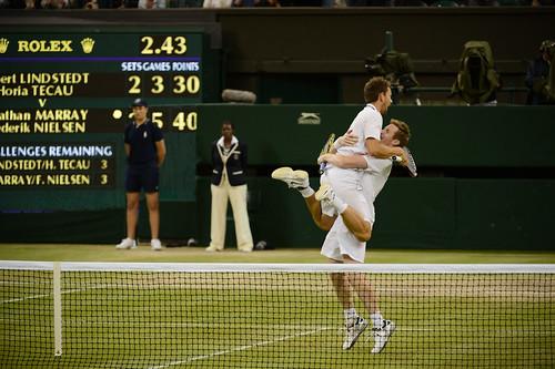 Wimbledon tennis championships 2012