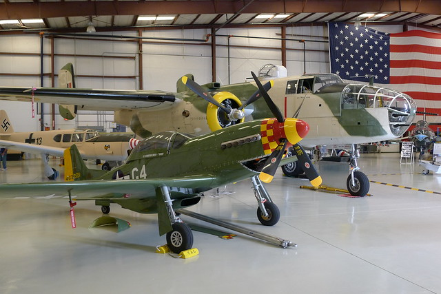 P-51 Mustang (3/4 scale)