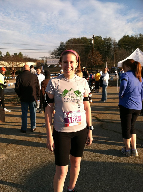 Resolution Run Half Marathon 2012
