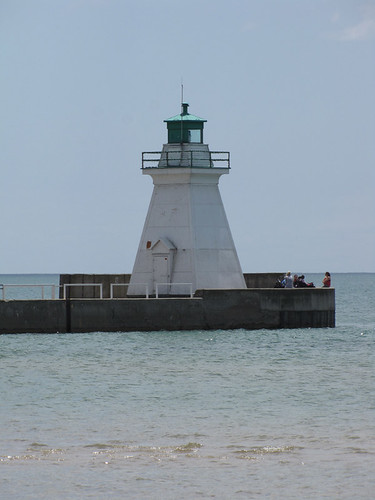 Lighthouse at Port Dover