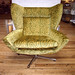 Lola Chair and Footstool 2