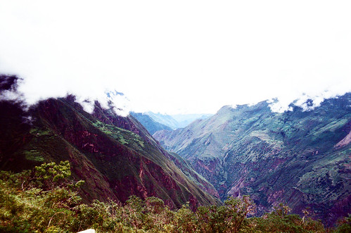 mountains film peru trek kopp choquequirao corentin