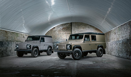 Land Rover Defender XTech Special Edition will debut in U.K.