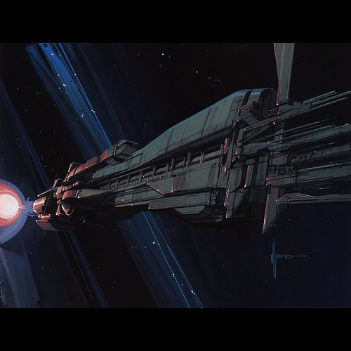 The legendary Syd Mead will be signing exclusive prints of the U.S.S. Sulaco at the SEGA Arcade in Comic-con! Signing is on Friday, from 3pm to 6pm at 200 Harbor Drive, Suite 120, in San Diego.  Hope to see you there!