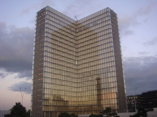 Bibliotheque Nationale de France, Paris