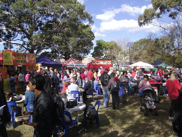 Bankstown Bites Food Festival