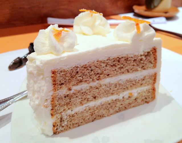 Earl Grey Chiffon Cake
