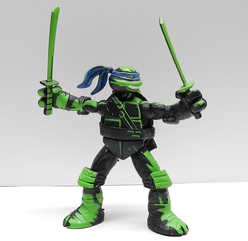 Teenage Mutant Ninja Turtles Night Shadow Leonardo Review