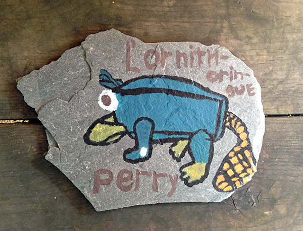 Perry, by Simon :: Perry, par Simon