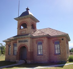 Old Fairfield School (Fairfield, Utah)