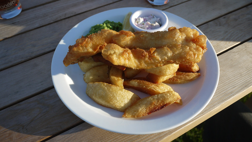 Coldham Hall Fish & Chips