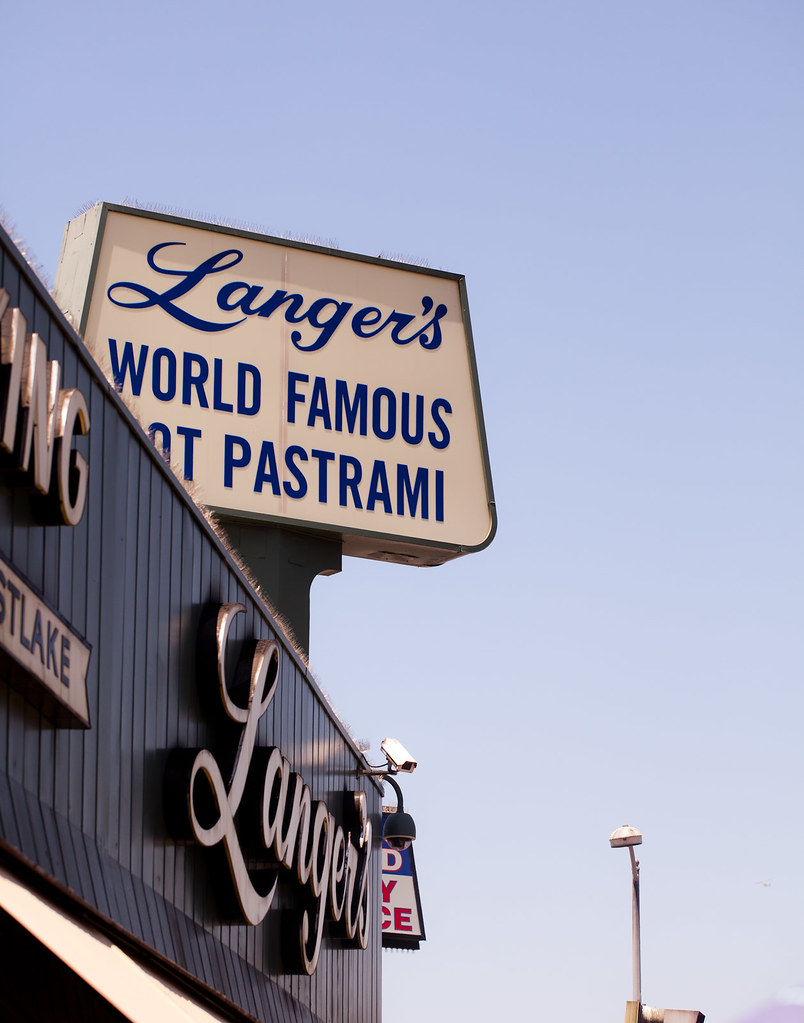 Langers - Los Angeles, Ca