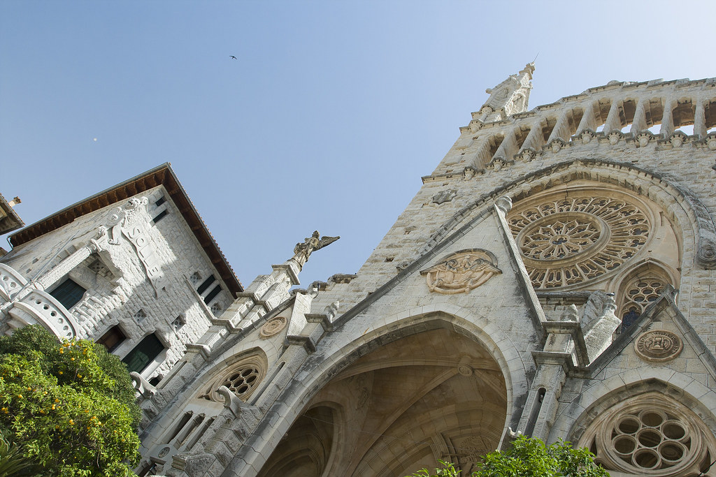"""Church - Soller - Mallorca """"12"""