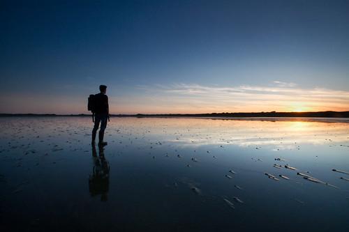 'Your Own Space' - Abermenai Estuary, Anglesey [Explored]