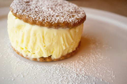Ice Cream Sandwich by ralphandjenny on flickr