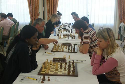 P. Priya (IND) vs Olga Alexandrova (ESP)