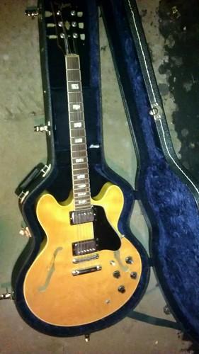 1968 Gibson ES-335 TD