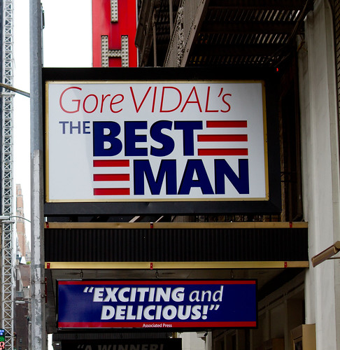 The Best Man @ Gerald Schoenfeld Theatre on Broadway