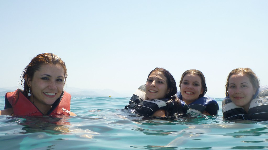 Watersports- Corfu, Greece