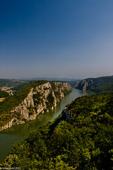 Danube in Đerdap Canyon