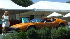 1973 DeTomaso Pantera 2TER570' 2