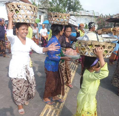 Bali-Funéraille hindoues-Purification finale (2)