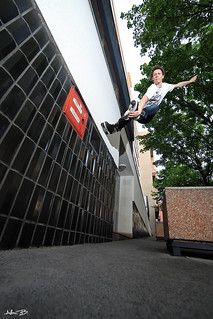 Alexis Valles - Tap To Wall - Clermont-Ferrand