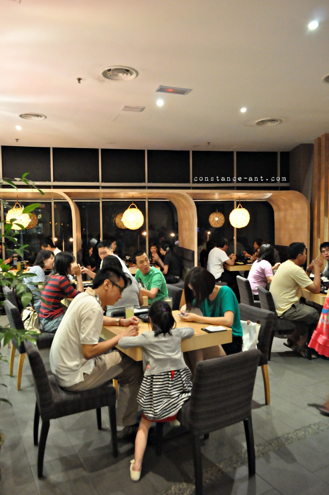 Japanese Restaurant Queensbay Mall Penang