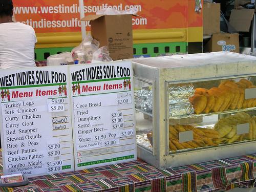 Carifest 2012 west indies soul food