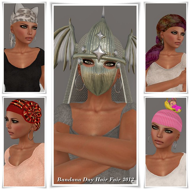 Bandana Day Hair Fair 2012