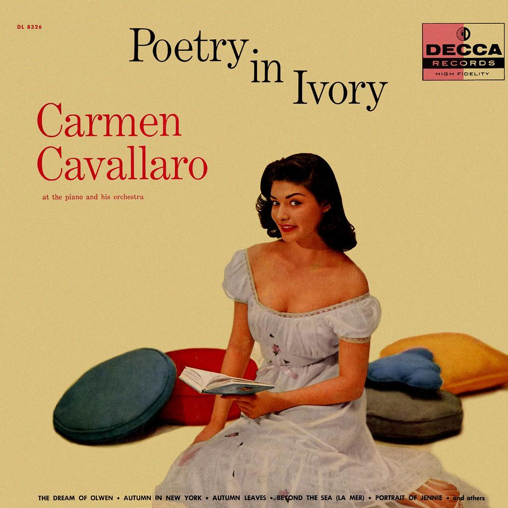 Carmen Cavallaro Poetry In Ivory
