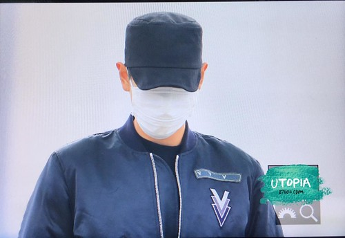 Big Bang - Incheon Airport - 26jun2015 - Utopia - 01