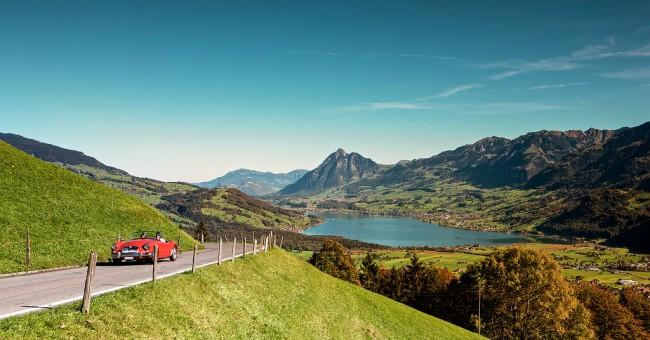 Autem do Švýcarska