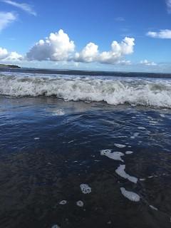 Image of Katase Higashihama Beach (片瀬東浜海水浴場) Katase Higashihama beach.