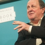 James Naughtie | The former presenter of the Today programme introduces his new spy novel © Alan McCredie