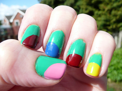 snooker nails 2012 1