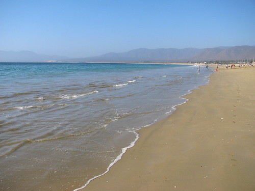 Playa de Guanaqueros, Chile