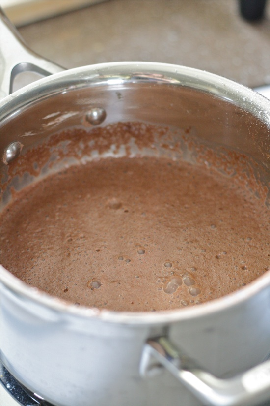 Chocolate Pudding 5